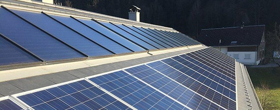 PV mit Wärmepumpe oder Solarthermie?