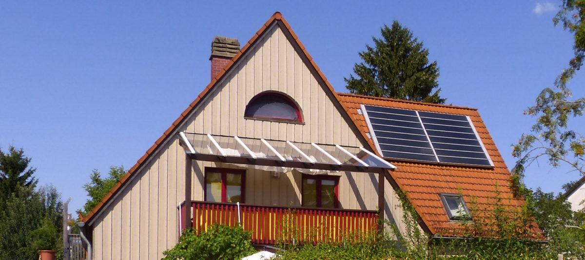 Repowering für Sonnenkollektoranlagen
