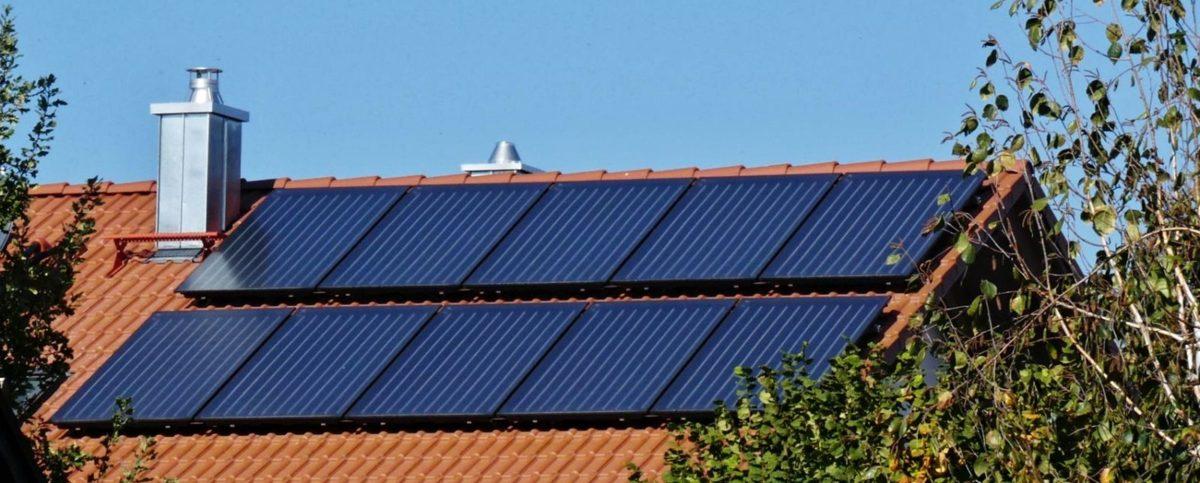 Solarwärme für Energieeinsparung und Klimaschutz