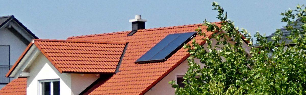 Solarthermie im Gebäudeenergiegesetz